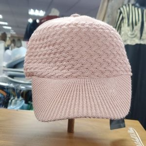Pink cap by inc company